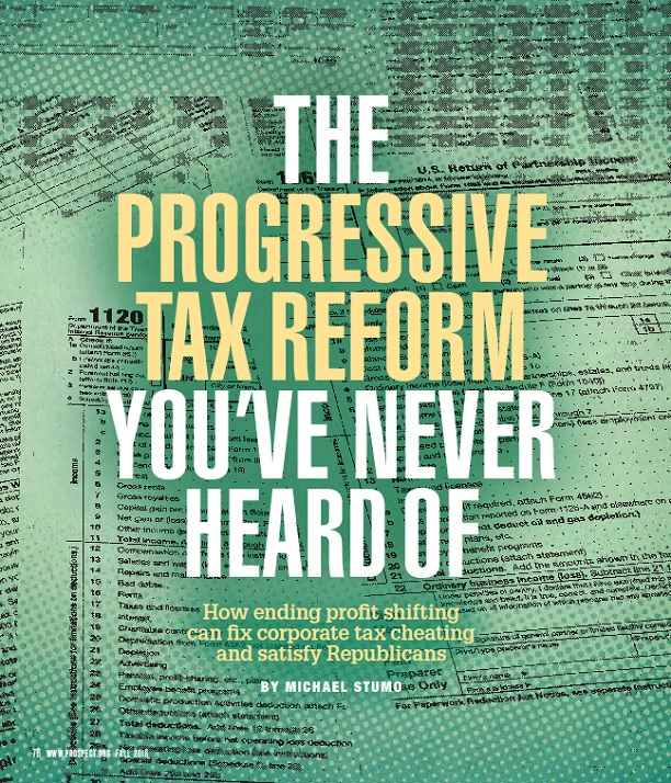 The Progressive Tax Reform You've Never Heard Of